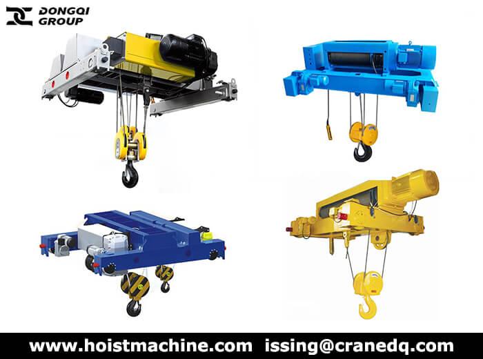 Trolley Hoist | Hoist Machine