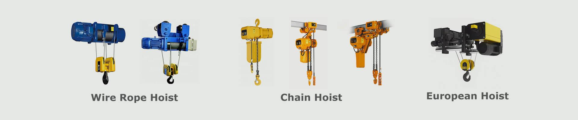 Chain Hoist for Sale | Hoist Machine